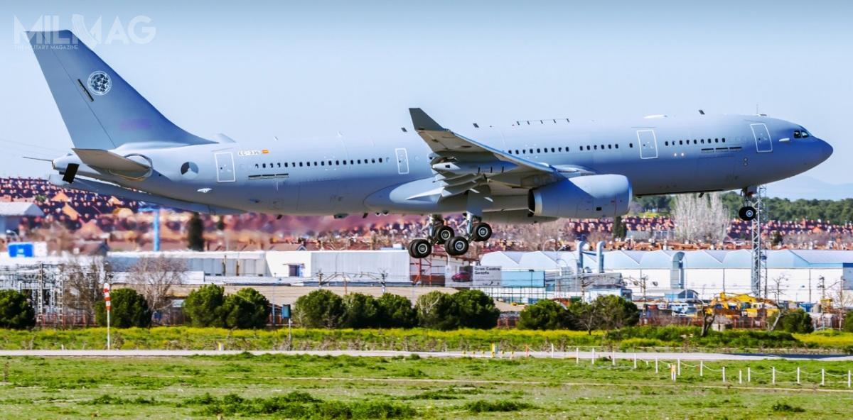 Każdy znatowskich KC-30A (A330-200 MRTT) zostanie wyposażony wizraelski system samoobrony Elbit Systems J-MUSIC (Multi-Spectral Infrared Countermeasure), chroniący przedpociskami przeciwlotniczymi naprowadzanymi napodczerwień