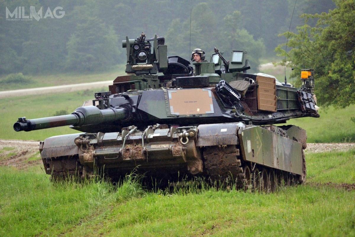 Po podpisaniu umowy, Republika Chińska zostanie ósmym użytkownikiem Abramsów poAustralii, Arabii Saudyjskiej, Egipcie, Iraku, Kuwejcie, Maroku iUSA / Zdjęcie: US Army