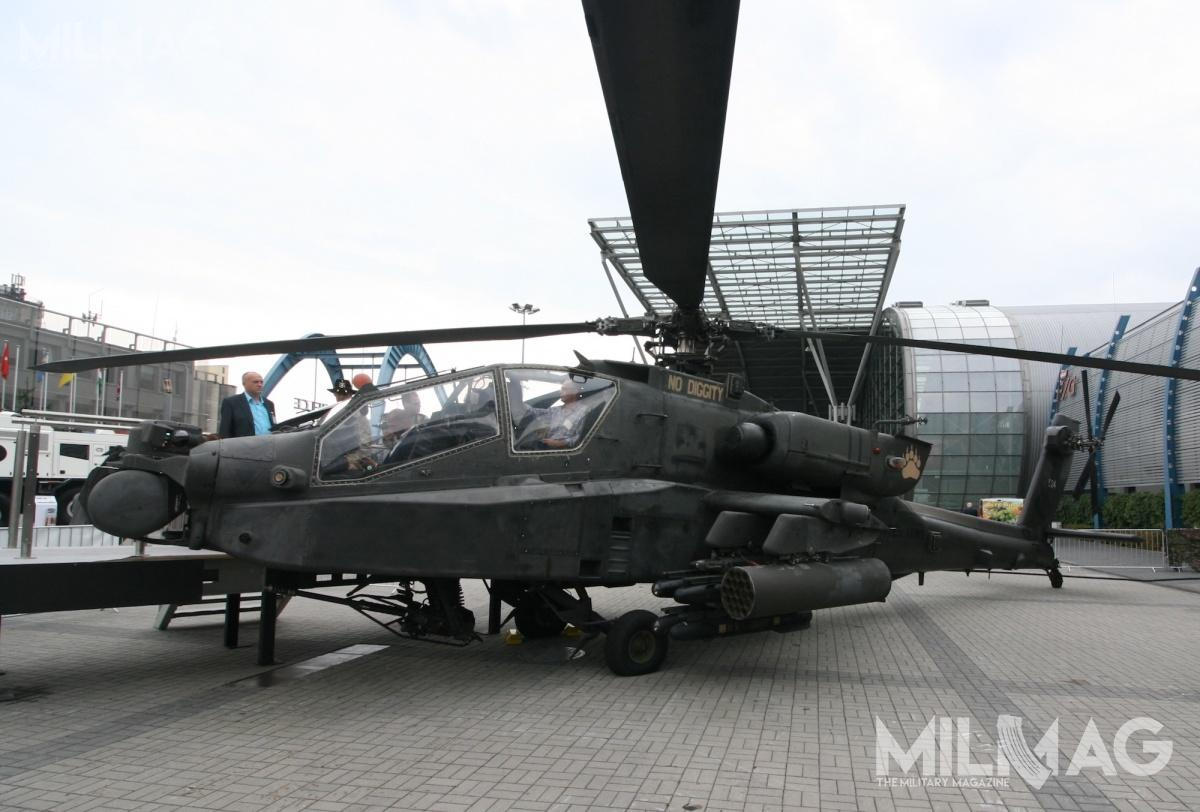 Wielka Brytania zamówiła 50  śmigłowców szturmowych AH-64E Apache Guardian wlipcu 2016 /Zdjęcie: US Army