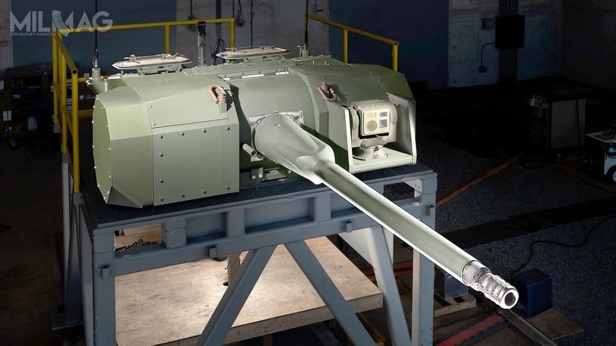 Demonstrator technologii systemu wieżowego ALAS-MC, któryprzeszedł wstępne próby wewrześniu ub. r., został opracowany przezGeneral Dynamics Land Systems