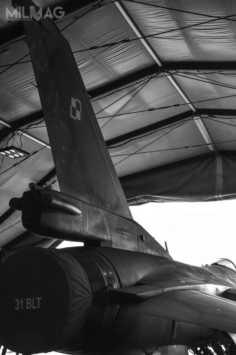 Będzie todruga misja F-16C Sił Powietrznych RP. Podczas pierwszych pięciu  wykorzystywano MiG-29, które uzbrojono wpociski powietrze-powietrze bliskiego zasięgu R-60M iR-73 / Zdjęcia: Ministerstwo Obrony Litwy