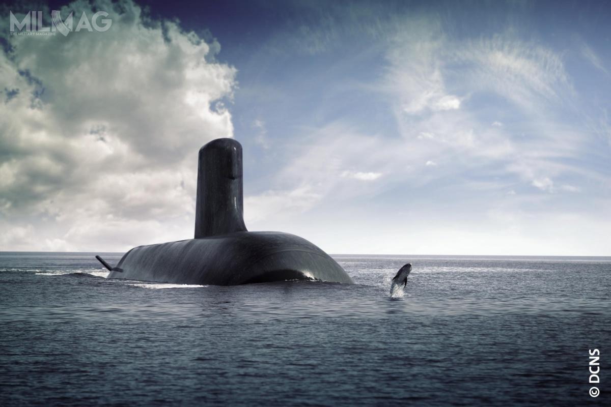 Projekt rozwiązań technologicznych napędu zfrancuskich, myśliwskich okrętów podwodnych onapędzie jądrowym typu Barracuda został zarekomendowany przezKDN jako wzorcowy dla Marynarki Wojennej Repunliki Korei /Zdjęcie: Naval Group