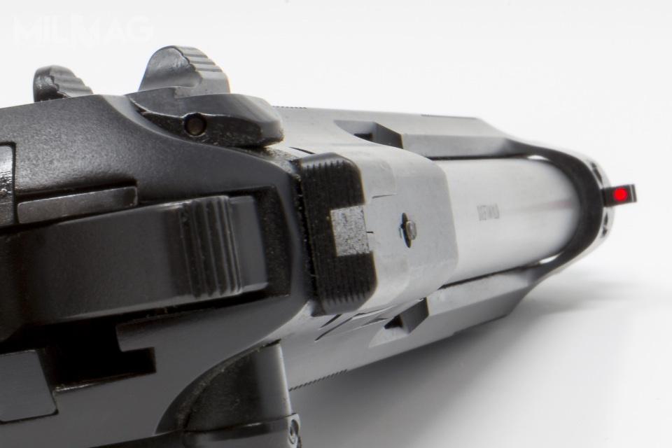Cena pistoletu narynku amerykańskim to1000 USD (3,5 tys. zł), lub 1164 USD (4tys. zł) wwersji zmechanizmem spustowym dodatkowo zmodyfikowanym przezLangdon Tactical Technology.