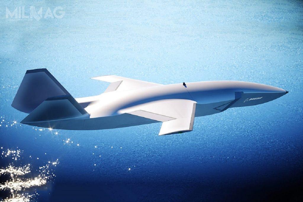 Demonstrator technologii bsl Boeing Airpower Teaming System ma zostać oblatany w2020 / Zdjęcia igrafika: Boeing Australia