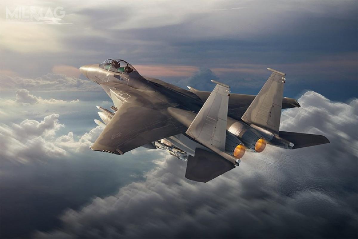 F-15EX będzie miał znacznie wydłużony resurs wstosunku dopoprzednich wersji. Zmianie ulegnie wyposażenie kabiny pilota orazzwiększy się udźwig uzbrojenia