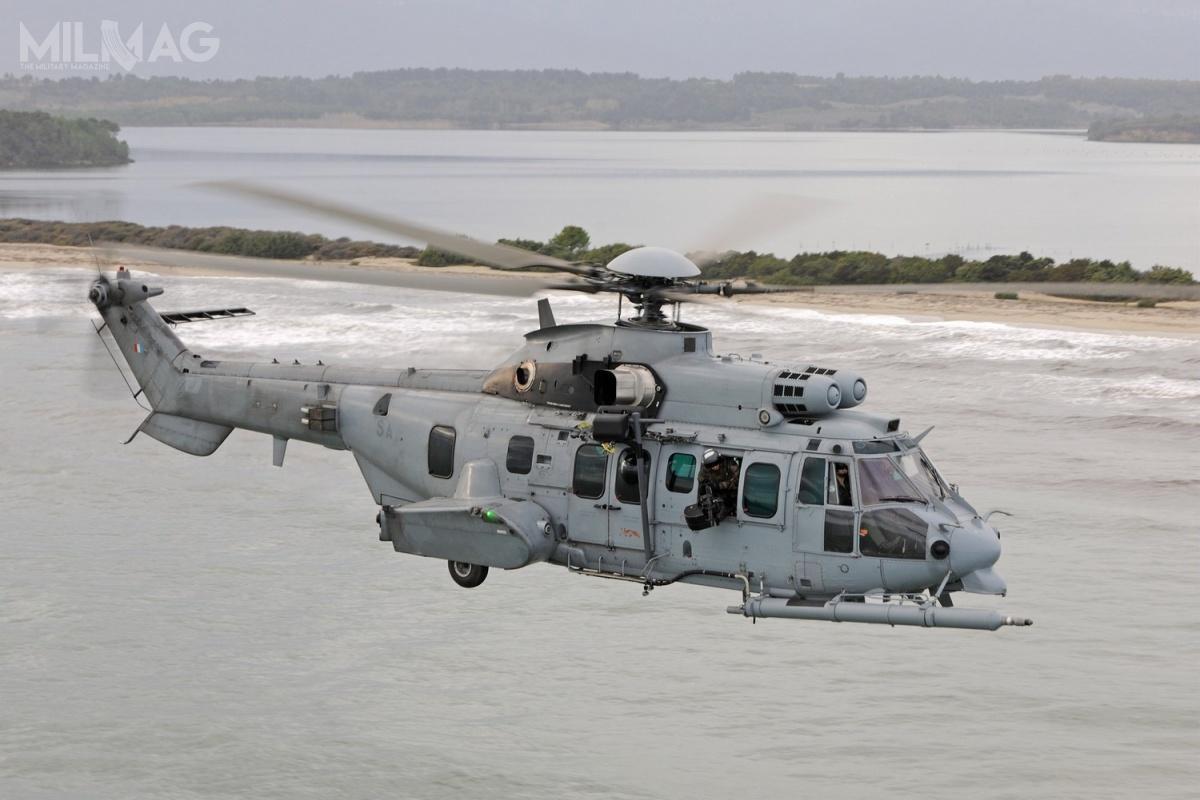 Umowa pozwoli nastopniowe zwiększanie gotowości operacyjnej francuskich śmigłowców / Zdjęcie: Airbus Helicopters