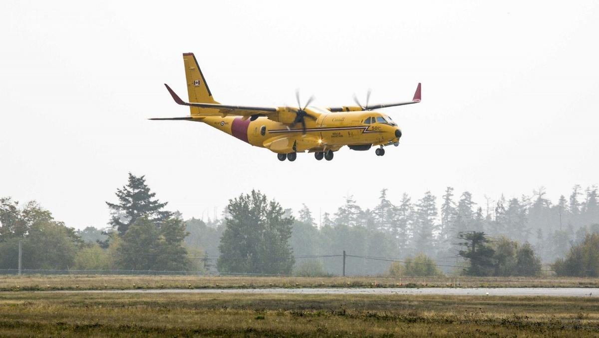 Oferta Airbusa zC295 SAR pokonała ostatecznie Leonardo zC-27J Spartan iEmbraer zKC-390 / Zdjęcie: Airbus Space and Defence