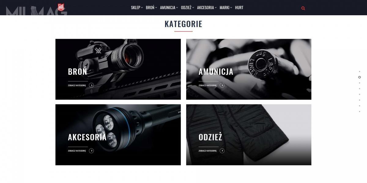 Sklep internetowy Cenzin umożliwia strzelcom indywidualnym zakupy detaliczne broni, amunicji, wyposażenia iakcesoriów / Zdjęcia: Cenzin
