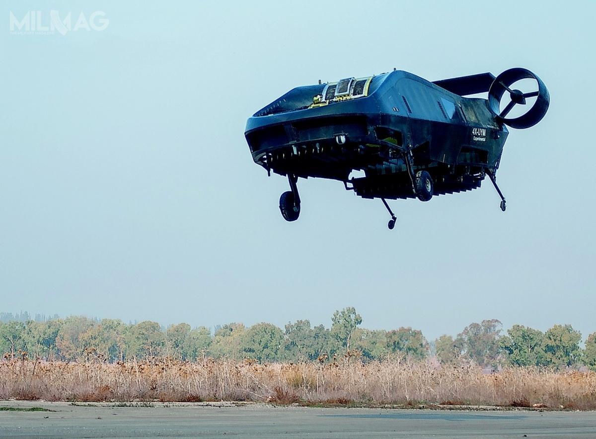 Cormorant toobecnie jedyna autonomiczna platforma, któramoże zostać dopuszczona dowykonywania misji ewakuacji medycznej zpola walki.