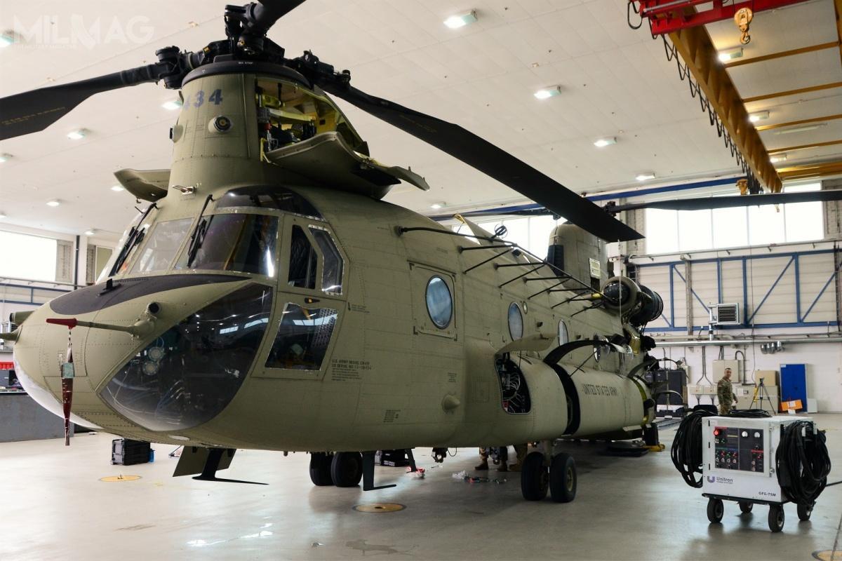 Zakłady śmigłowcowe Boeinga wPensylwanii są kolejnymi, wktórychczasowo wstrzymano produkcję wojskową / Zdjęcie: Boeing