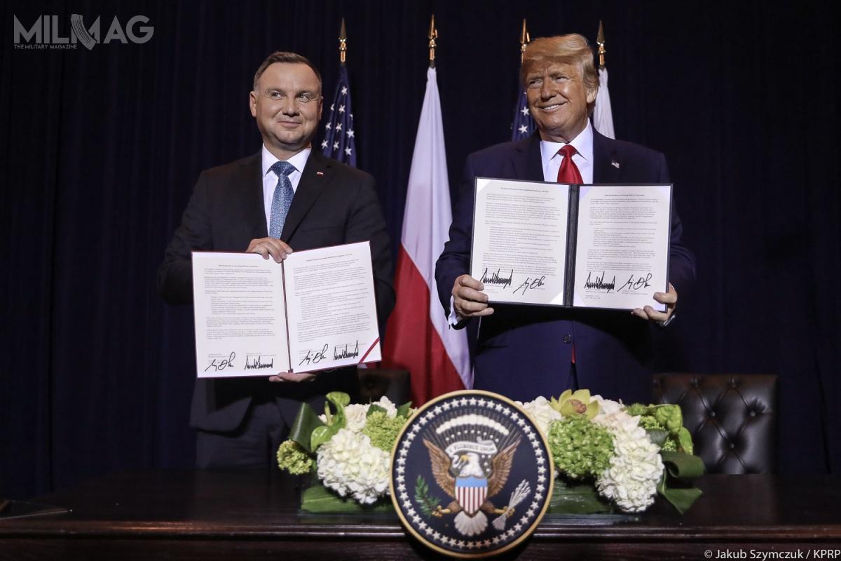 Spotkanie prezydentów Polski iUSA miało miejsce przy corocznej sesji Zgromadzenia Ogólnego ONZ wNowym Jorku, którą zaplanowano na23-26 września