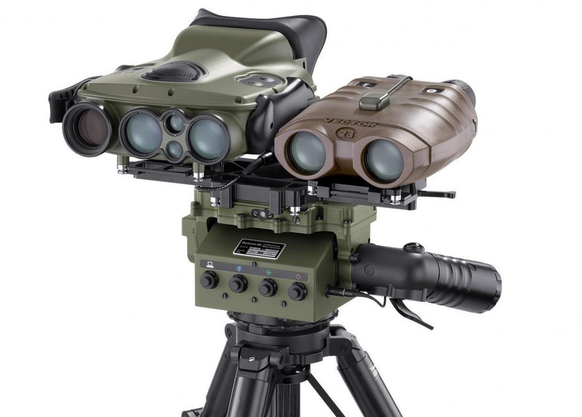 Negocjacje pomiędzy IU MON awarszawską Griffin Group Defence dotyczą kolejnej partii artyleryjskich przyrządów dalmierczo-rozpoznawcze GonioLight V-Ti / Zdjęcie: Safran Vectronics