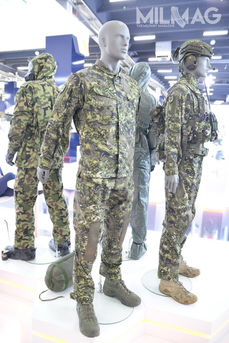 Nowy krój uniformu (wtym np.wcięcie wtalii) ma nadać żołnierzowi schludny wygląd istanowić odejście odobecnych, workowatych mundurów