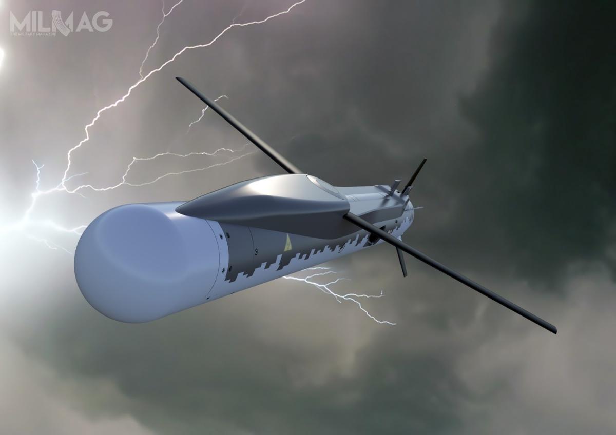 Nowy wariant pocisku rakietowego SPEAR ma znaleźć zastosowanie wmisjach przełamywania obrony powietrznej (Suppression of Enemy Air Defenses, SEAD). Ich podstawowym zadaniem będzie obezwładnianie naziemnych stacji radiolokacyjnych iparaliżowanie rakietowych zestawów przeciwlotniczych iprzeciwrakietowych przeciwnika / Grafika: MBDA