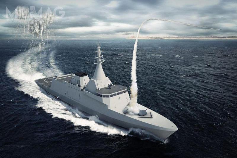 Uwzględniając zainteresowanie Francji, Włoch iHiszpanii, zapotrzebowanie może wynieść nawet 25 korwet EPC. Niewiadomo ile jednostek zamówi Grecja orazczyPortugalia dołączy doprojektu / Grafika: Naval Group