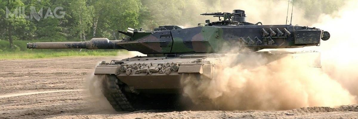 Wśród państw członkowskich UE, partycypujących winicjatywie EDA, pięć znich ma nawyposażeniu czołgi Leopard 2A4, które wpierwszym etapie programu OMBT-Leo2 mogą zostać poddane modernizacji. Współpraca wramach tego projektu może też obejmować m.in.szkolenie załóg czywsparcie eksploatacji / Zdjęcie: EDA