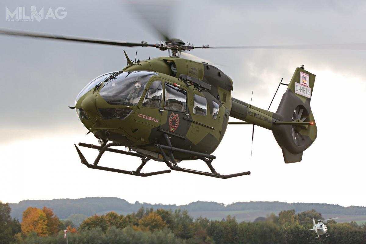 Około 40 śmigłowców Airbus Helicopters zostało dotąd sprzedane klientom cywilnym iwojskowym wEkwadorze. / Zdjęcie: Airbus Helicopters