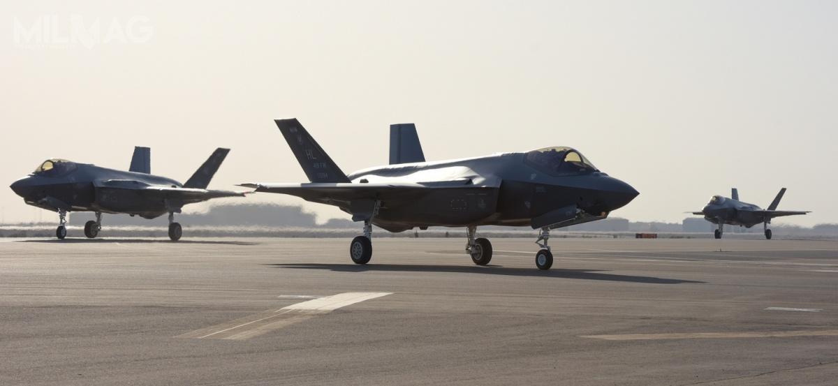 Dowódca US Air Forces Central Command, gen. Joseph T. Guastella powiedział, żeF-35 zwiększą możliwości międzynarodowej koalicji, operującej nadSyrią iIrakiem