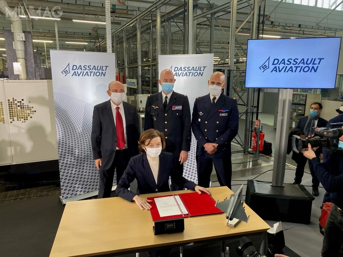 Zakłady wArgonay produkują układy sterowania lotem dowszystkich samolotów Dassault Aviation od1963 roku. / Zdjęcia: Dassault Aviation
