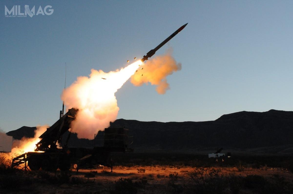 Polska zostanie piątym naświecie idrugim wEuropie użytkownikiem pocisków rakietowych PAC-3 MSE. Wprzeszłości naich zakup zdecydowały się: USA, Japonia, Katar iZjednoczone Emiraty Arabskie. PAC-3 MSE osiągnęły wstępną zdolność operacyjną w/ Zdjęcie: US Army