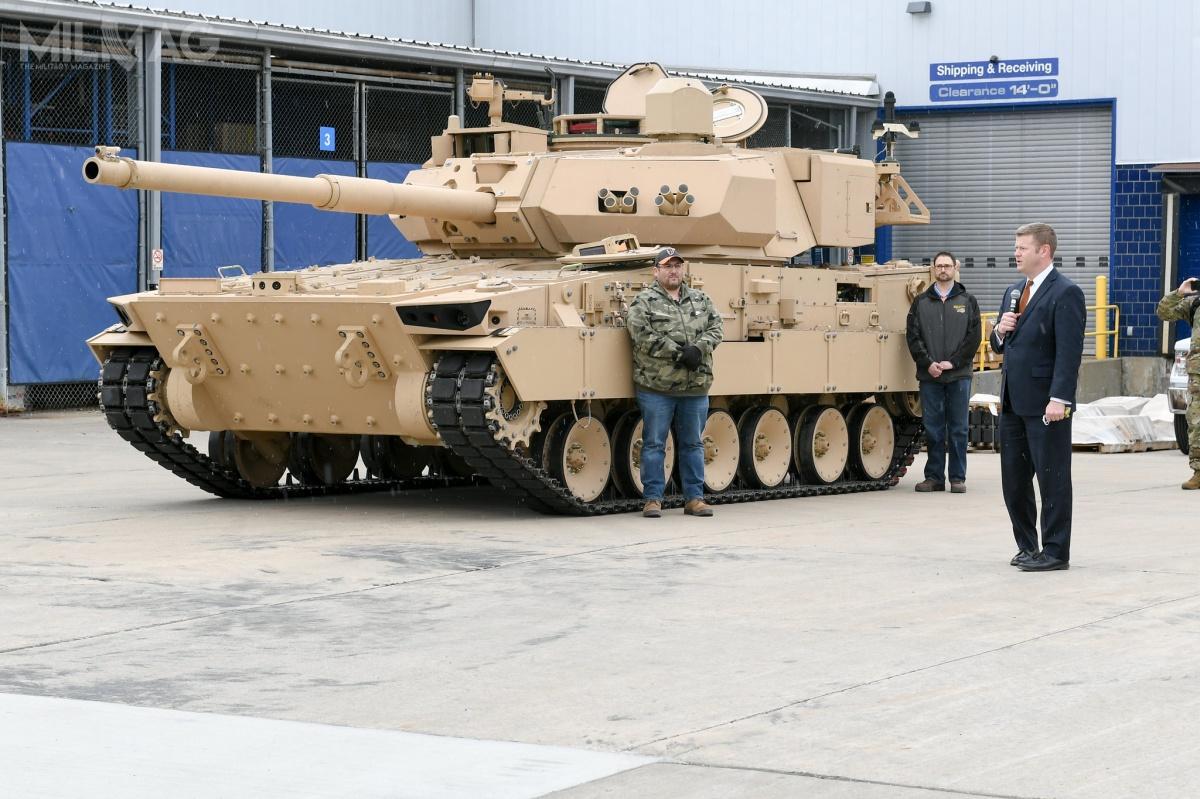 GDLS jest jednym zdwóch oferentów wprogramie nowego czołgu lekkiego (MPF) dla U.S. Army. Wóz ma zostać wyposażony w105- lub 120-mm armatę gładkolufową