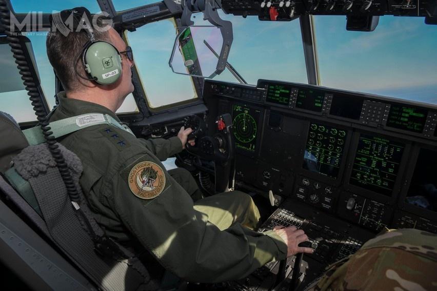 Modyfikacje AC-130J wramach pakietu Block 30 objęły awionikę, oprogramowanie kierowania ogniem, wyposażenie optoelektronicznego inawigacyjne / Zdjęcia: AFSOC