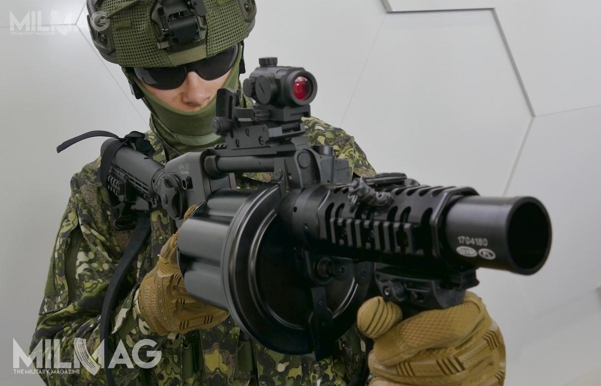 Policja unieważniła postępowanie nadostawę 200 granatników rewolwerowych kalibru 40 mm, uzasadniając towystąpieniem istotnej zmiany okoliczności powodującej, żeprowadzenie postępowania nieleży winteresie publicznym, czego niemożna było wcześniej przewidzieć / Zdjęcie: Remigiusz Wilk