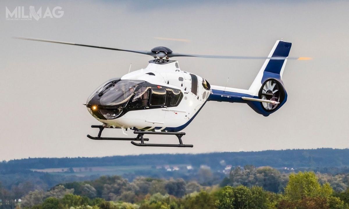 Airbus Helicopters dostarczył ponad 1400 śmigłowców H135 ponad 300 odbiorcom w60 państwach. Śmigłowce te wylatały dotąd ponad 5,6 mln godzin / Zdjęcia: Airbus Helicopters