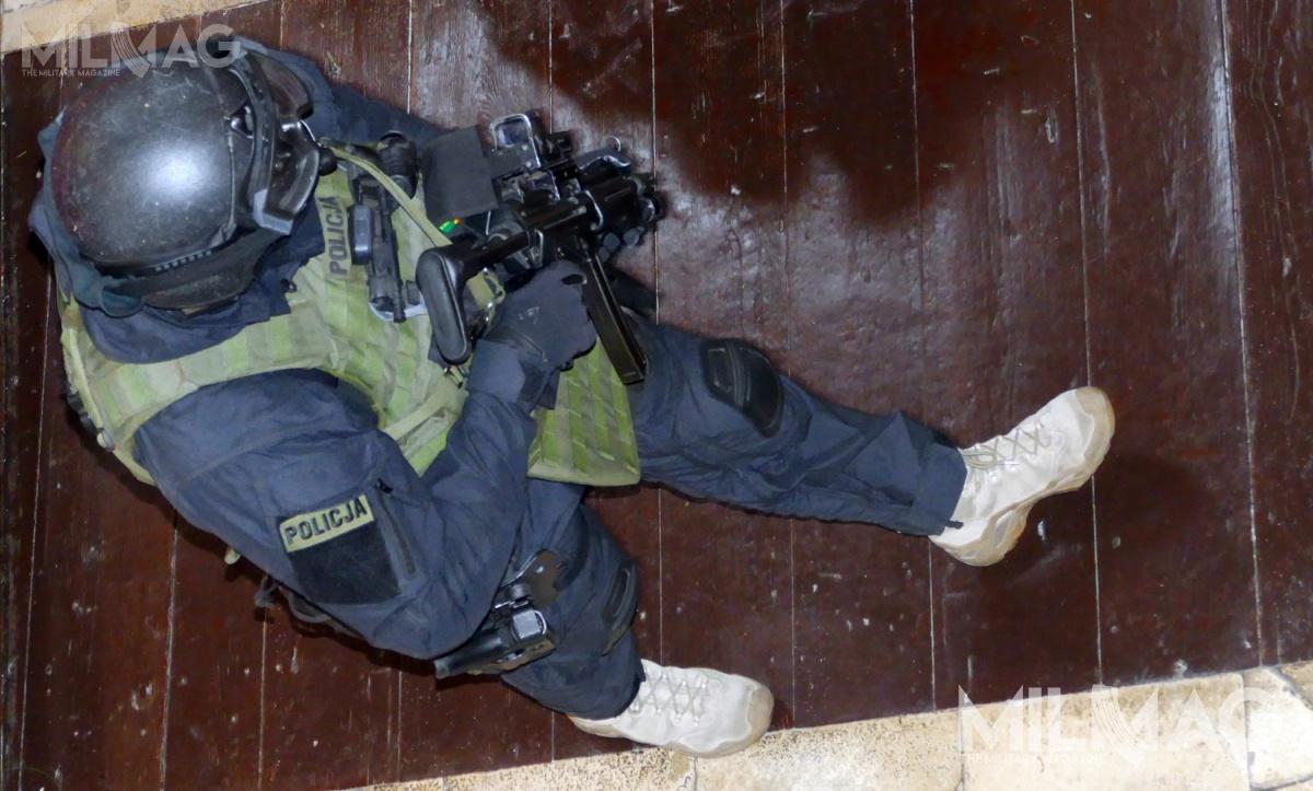 Komenda Główna Policji rozpoczęła postępowanie nadostawy 1,1 tysiąca pistoletów samopowtarzalnych, karabinków ikarabinów automatycznych produkcji Heckler & Koch / Zdjęcie: Remigiusz Wilk