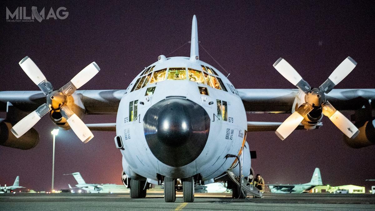 Wysłużone, polskie C-130E mogą zostać zastapione przeznowsze modele pochodzące zamerykańskich nadwyżek /Zdjęcie: Michael Mason, US Air Forces