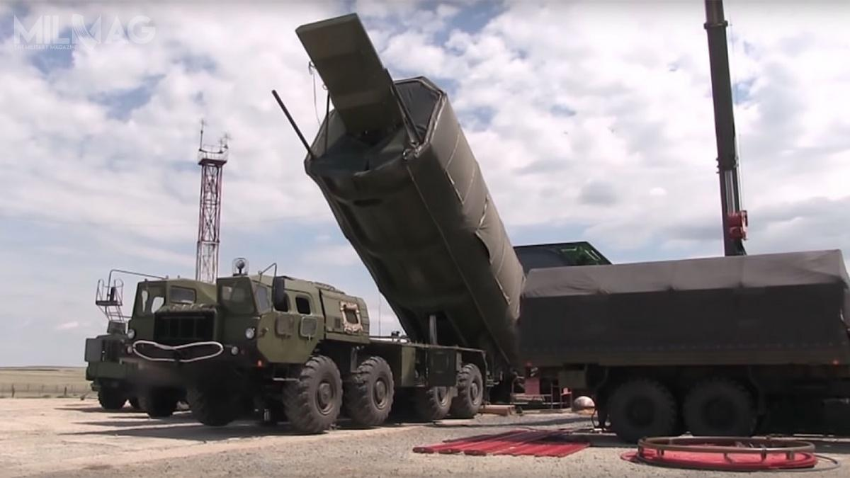Nosicielami hipersonicznych pojazdów szybujących Awangard są  międzykontynentalnych rakietowych pocisków balistycznych UR-100NUTTH zwane też RS-18B (DIA/NATO SS-19 Mod 3Stiletto, indeks GRAU 15A30). Wdalszej kolejności zostaną zintegrowane zciężkimi RS-28 Sarmat (SS-30 Satan 2, 15A28), gdyUR-100NUTTH zostaną wycofane / Zdjęcie: Ministerstwo Obrony Federacji Rosyjskiej