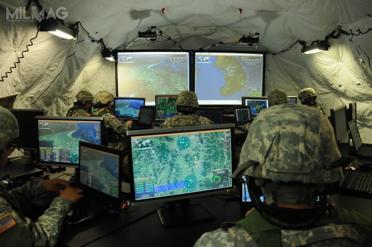 IBCS powstaje wramach programu zintegrowanej obrony przeciwlotniczej iprzeciwrakietowej IAMD (Integrated Air-and-Missile Defense) armii amerykańskiej. Polska będzie pierwszym użytkownikiem eksportowym tego systemu naświecie. / Zdjęcia: Northrop Grumman