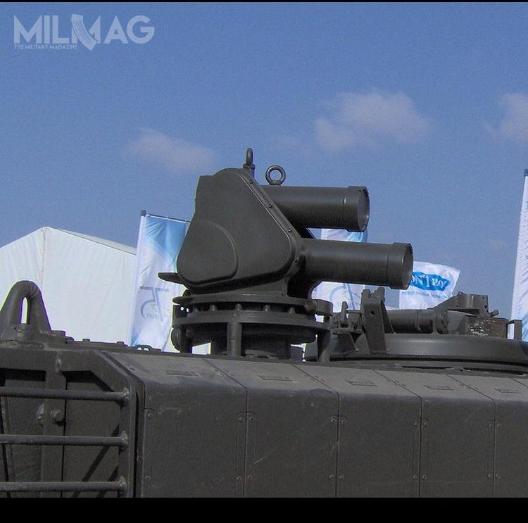 IMI Systems zasłynął zopracowania iprodukcji broni palnej, takiej jak pistoletów samopowtarzalnych imaszynowych, karabinków automatycznych wukładzie klasycznym ibezkolbowym orazmaszynowych. Produkcja obejmuje także wyposażenie przeznaczone doochrony pojazdów, takie jak pancerz reaktywny, system ochrony aktywnej Iron Fist czyradary pracujące wpodczerwieni. /Zdjęcie: IMI Systems