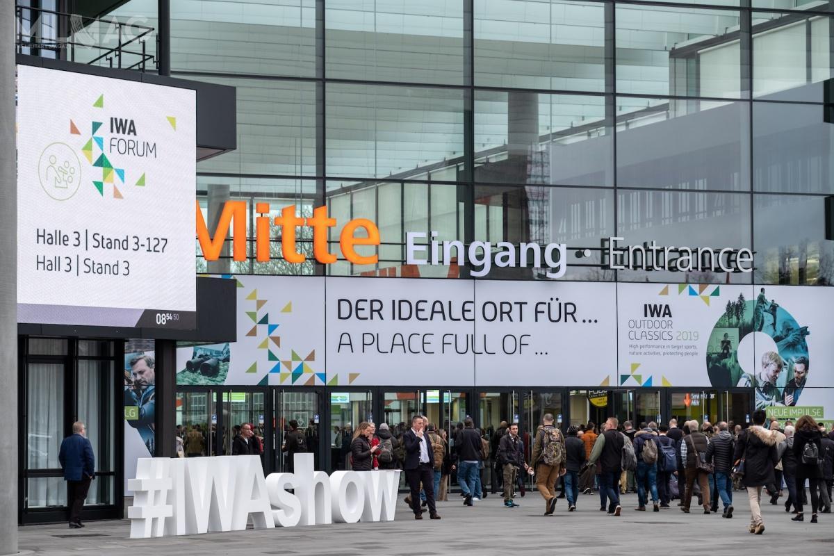 Targi  IWA Outdoor Classics 2020 zostały ostatecznie przełożone na2021 / Zdjęcie: Nürnberg Messe