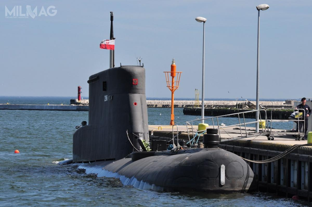 ORP Bielik (297) służył wnorweskiej marynarce wojennej jako HnoMS Svenner (S309) wlatach 1967-2001. Następnie przekazany polskiej Marynarce Wojennej, gdzie wszedł dosłużby 8września 2003 / Zdjęcia: Michał Szafran