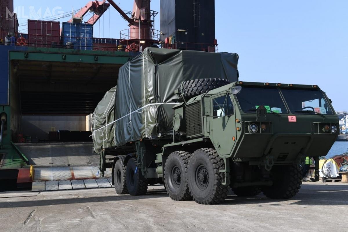 Izraelska spółka Rafael Advanced Defense Systems zakończyła dostawy dwóch zamówionych przezamerykańskie wojska lądowe baterii systemu przeciwrakietowego Iron Dome