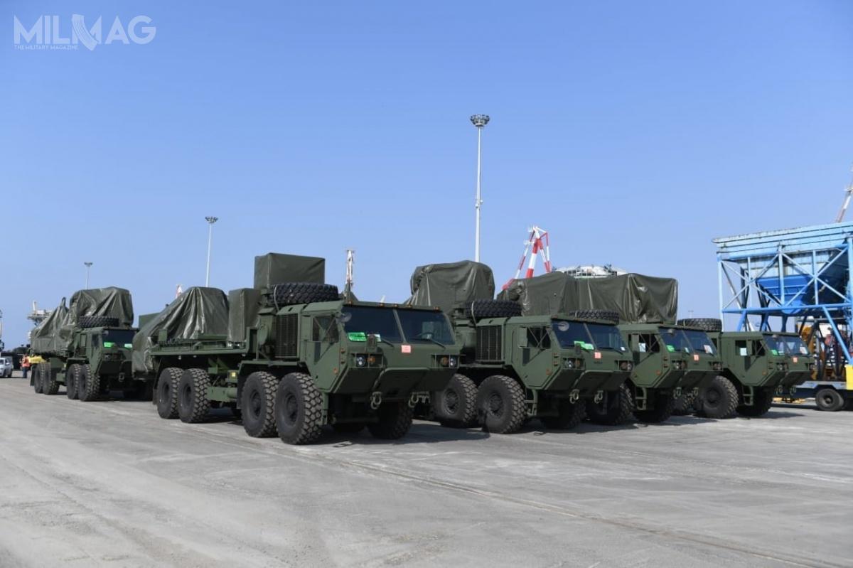 Próby ogniowe zamówionych zestawów rakietowych zaplanowano natrzeci kwartał roku fiskalnego 2021. Wstępna gotowość operacyjna systemu ma zostać osiągnięta przed2023 / Zdjęcia: Rafael Advanced Defense Systems