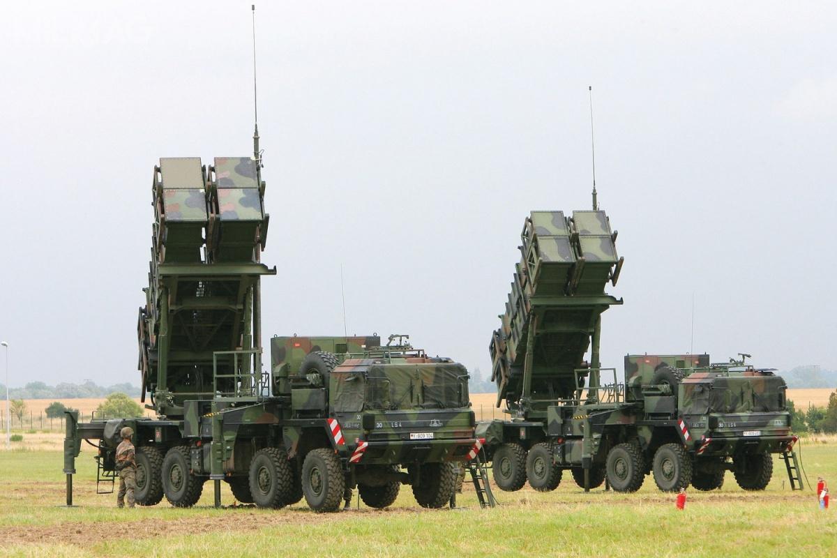 ROKAF dysponują ośmioma bateriami Patriot, zakupionymi zdrugiej ręki wNiemczech dekadę temu. /Zdjęcie: ROKAF