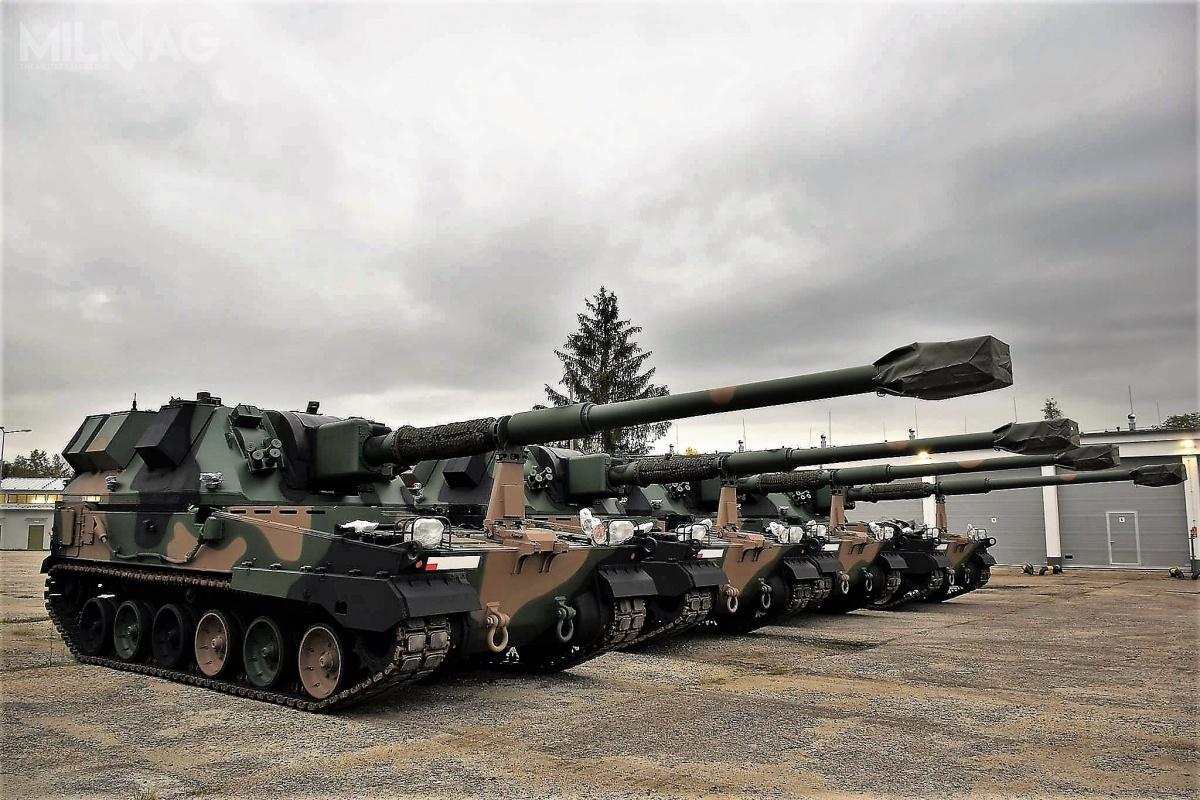 Docelowo 2. dywizjon artylerii samobieżnej z23. Śląskiego Pułku Artylerii będzie uzbrojony w24 samobieżne armatohaubice Krab oraz18 wozów dowodzenia ipojazdów logistyki.
