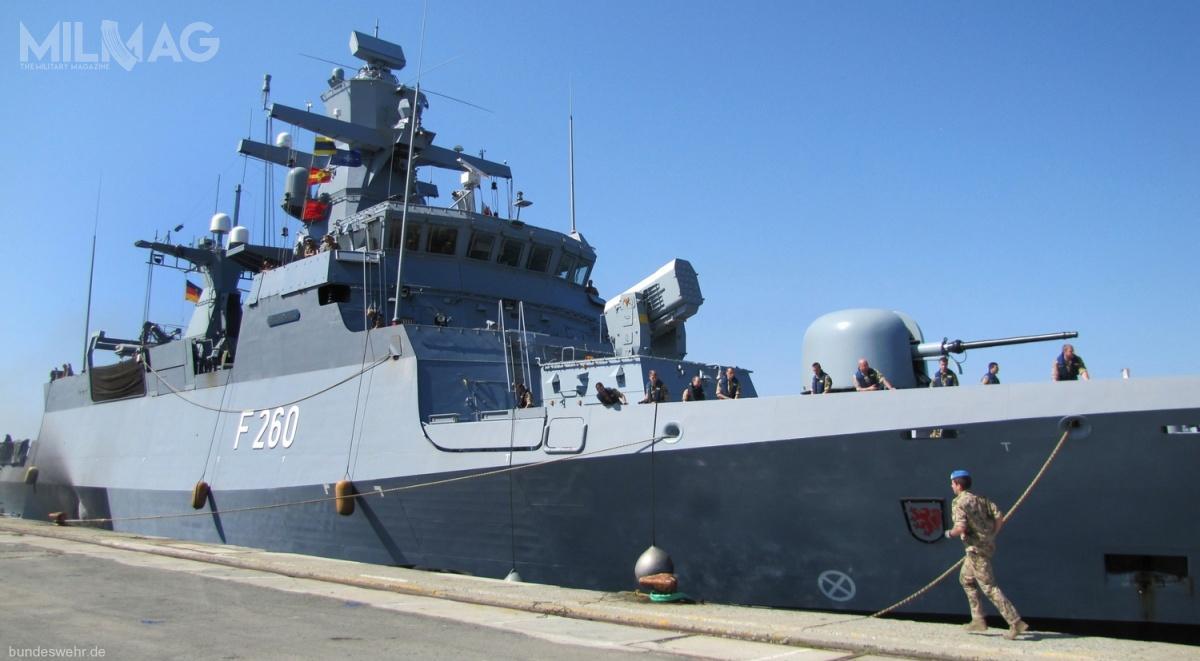 Systemy broni laserowej zwiększym lub mniejszym powodzeniem są rozwijane wkilku państwach. Należy tu wymienić USA, Wielką Brytanię, Francję, Chiny, Rosję czyJaponię. Jedynym państwem, które rozmieściło taką broń naokrętach jest USA. Posadowienie laserów naswoich okrętach oficjalnie planuje Wielka Brytania iJaponia / Zdjęcie: Bundeswehra