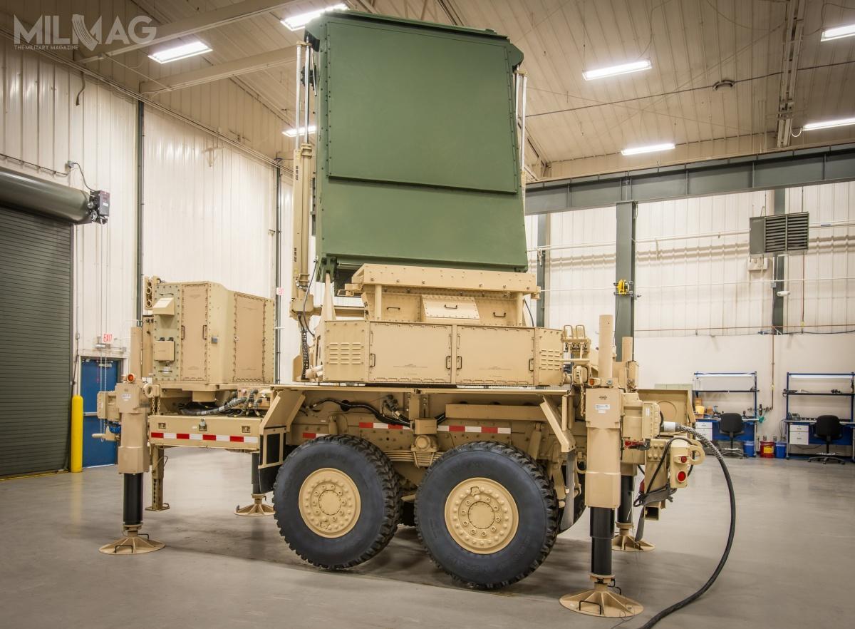 Demonstrator technologii nowego 360-stopniowego radaru ARES. Urządzenie ma być punktem wyjścia dla opracowania nowej generacji sensorów dla US Army /Zdjęcie: Lockheed Martin