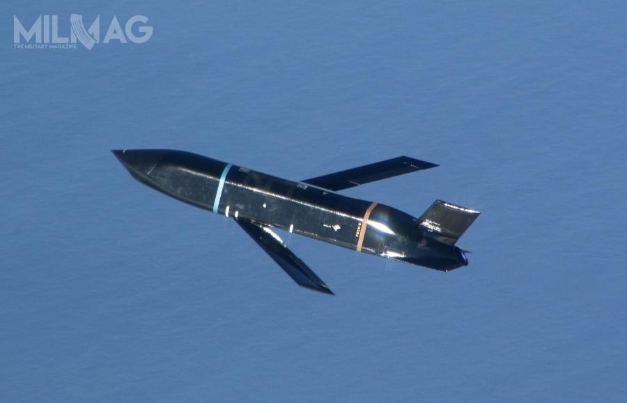 Jak dotąd USAF zamówiło dwie partie seryjnych pocisków LRASM włącznej liczbie 73 pocisków. /Zdjęcia: USAF