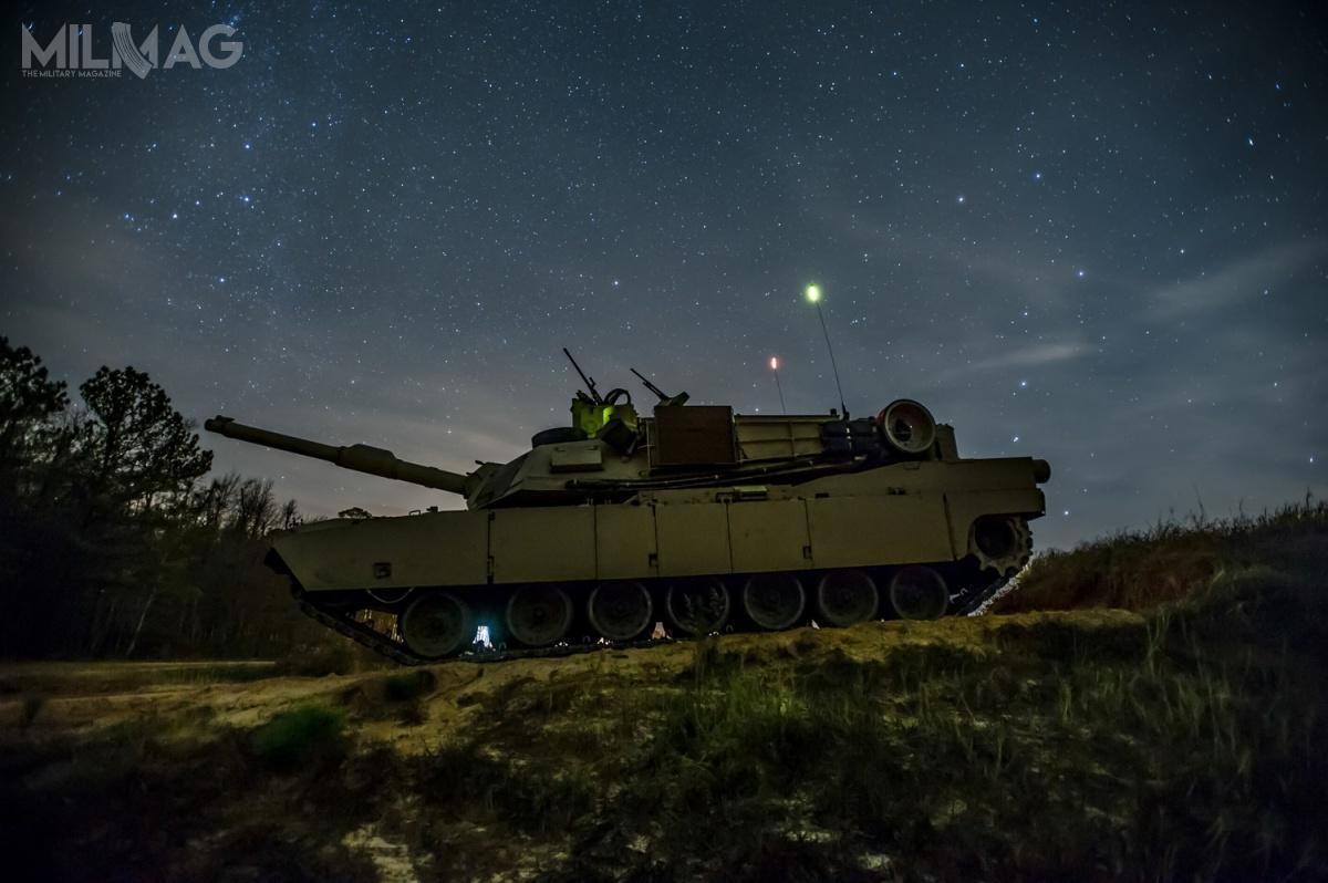 To już kolejna próba zakupu czołgów zrodziny M1 Abrams. Wcześniej próbowano pozyskać M1A2 w2001, 2009 i2015, atakże M1A1 w2015. /Zdjęcie: US Army