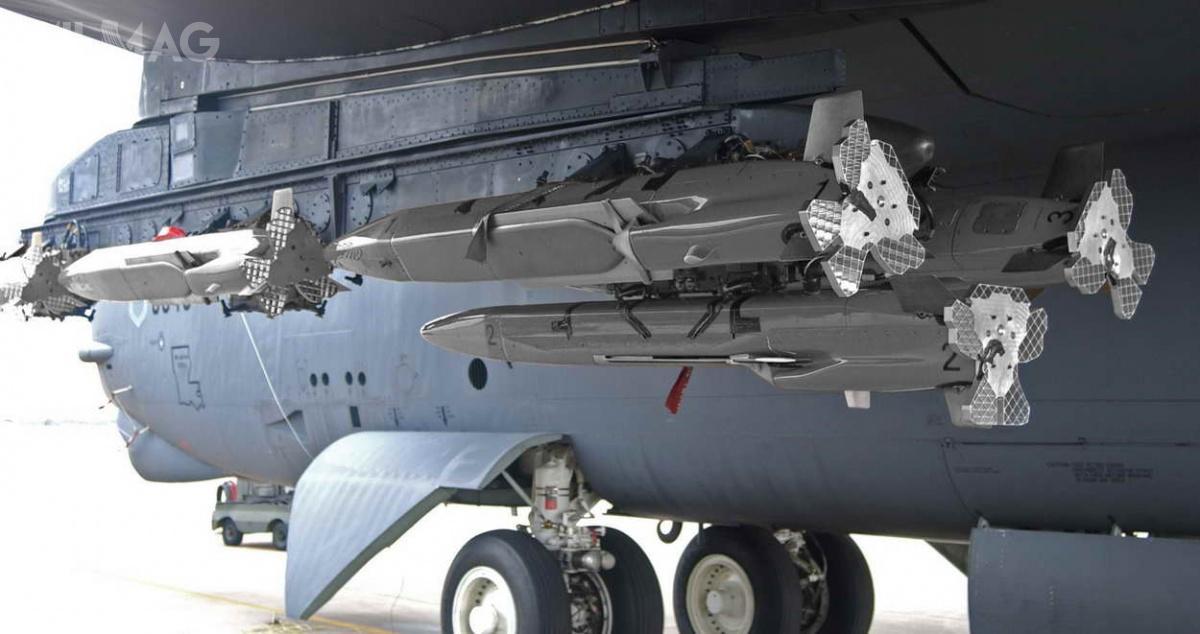 Imitatory mają być wprzyszłości przenoszone przezF/A-18E/F, F-15C/E, F-22A, F-35A, AV-8B Harrier II iEurofighter Typhoon, bombowce B-1B iB-2A, samoloty szturmowe A-10, samoloty transportowe C-130 Hercules iC-17 Globemaster III, zmiennowirnikowce V-22 Osprey, atakże bsl MQ-1 Predator, MQ-1C Gray Eagle czyMQ-9 Reaper / Zdjęcia: Raytheon