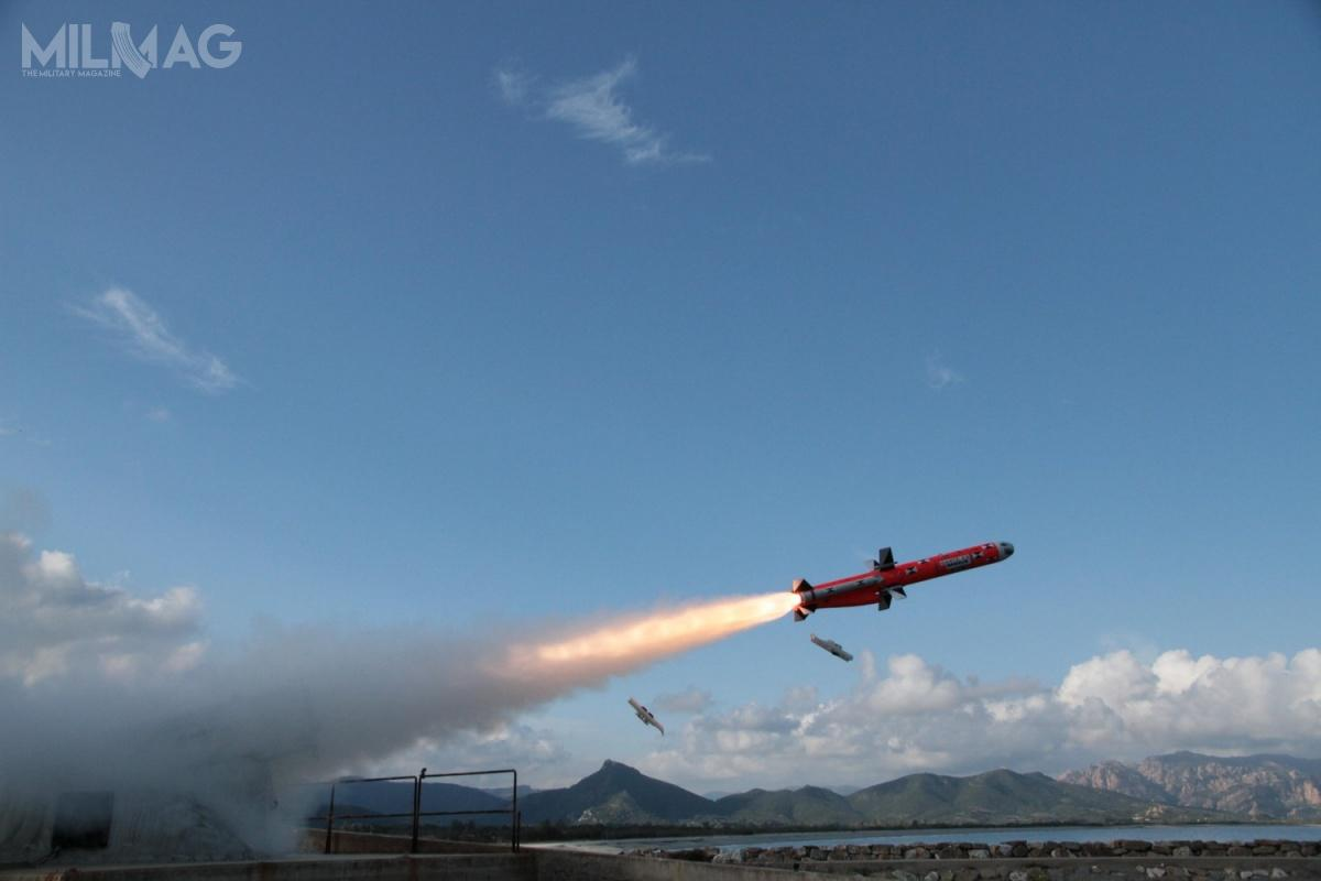 9 listopada doszło doudanej próby odpalenia lekkiego przeciwokrętowego pocisku rakietowego owydłużonym zasięgu Marte ER