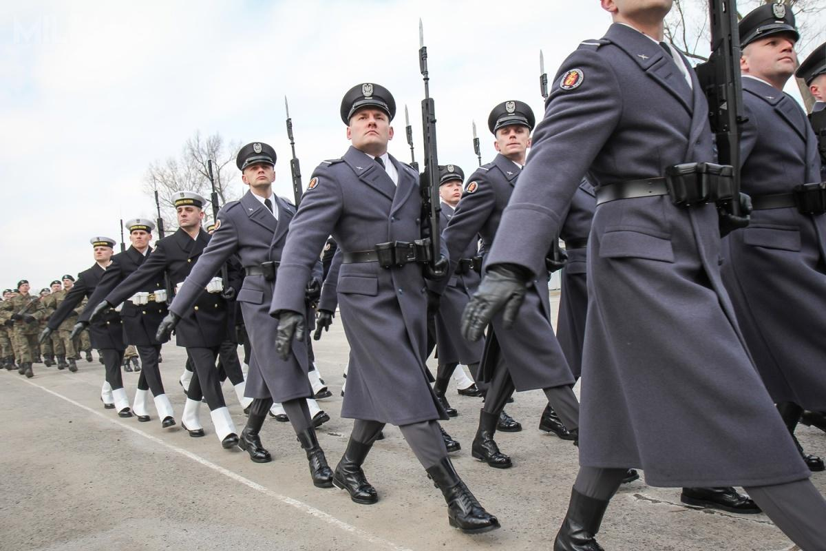 By buying the 5,56-mm MSBS-R's, Polish Police follows in the steps of Polish Army and Prison Service. /Photo: Michał Wójcik/BRWP, Fabryka Broni