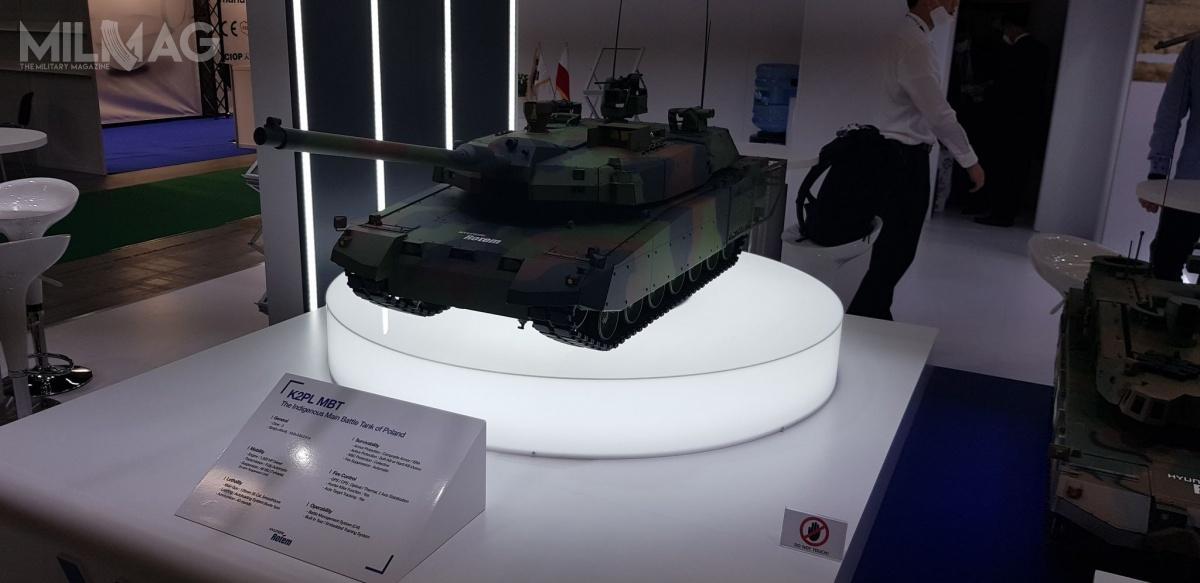 Program czołgu nowej generacji kr. Wilk został ujęty wpodpisanym wubiegłym roku piętnastoletnim Planie Modernizacji Technicznej (PMT) Sił Zbrojnych RP nalata 2021-2035 / Zdjęcia: Jakub Link-Lenczowski