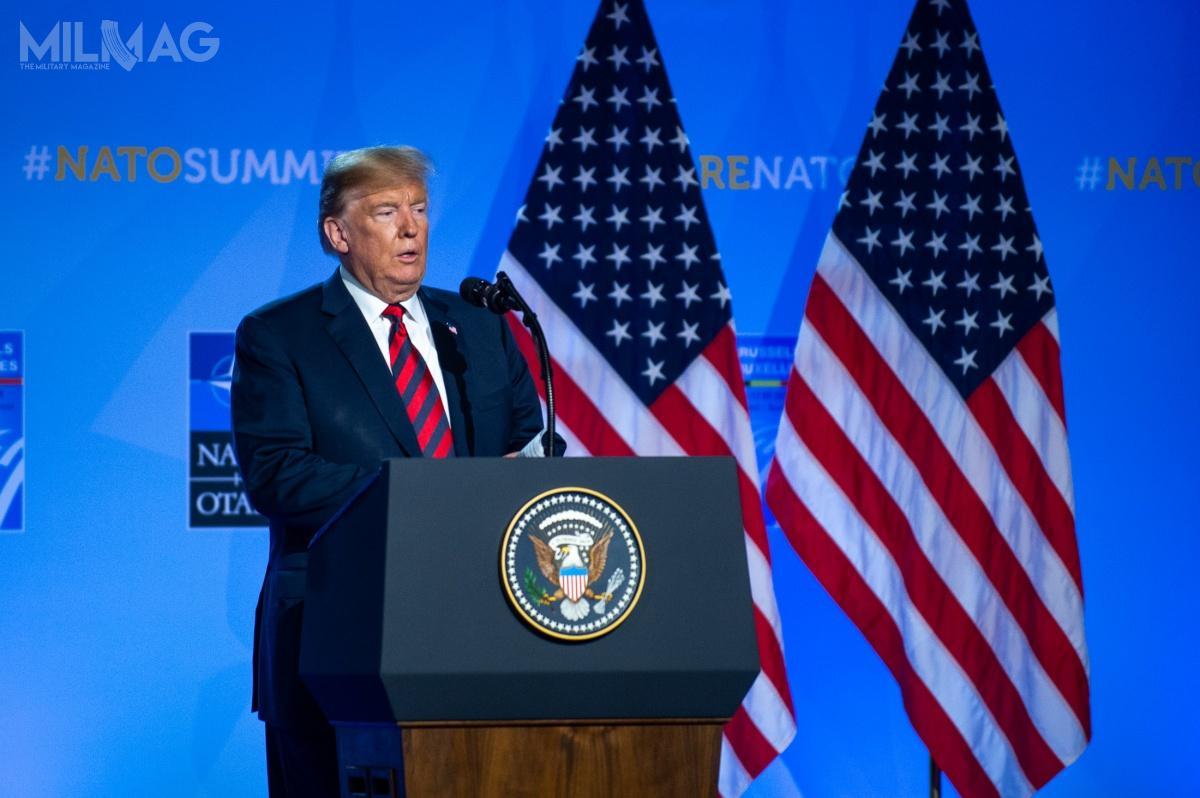 USA, jako najbardziej licząca się siła wNATO, nadal będzie wywierać największy wpływ nakształtowanie się doktryny Sojuszu