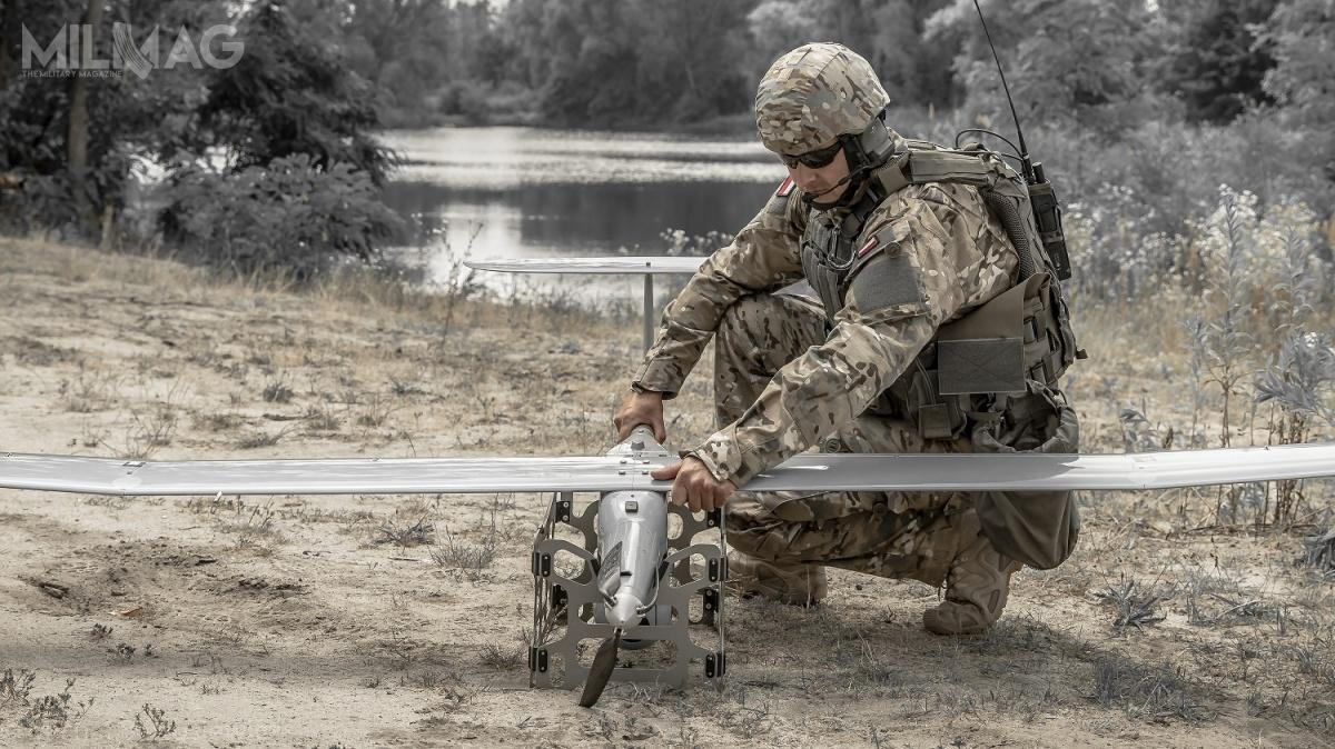 Co istotne, jest tojedyny opracowany wPolsce zaawansowany sprzęt wojskowy jaki znalazł się wportfolio Agencja Wsparcia iZamówień NATO NSPA / Zdjęcie: Grupa WB