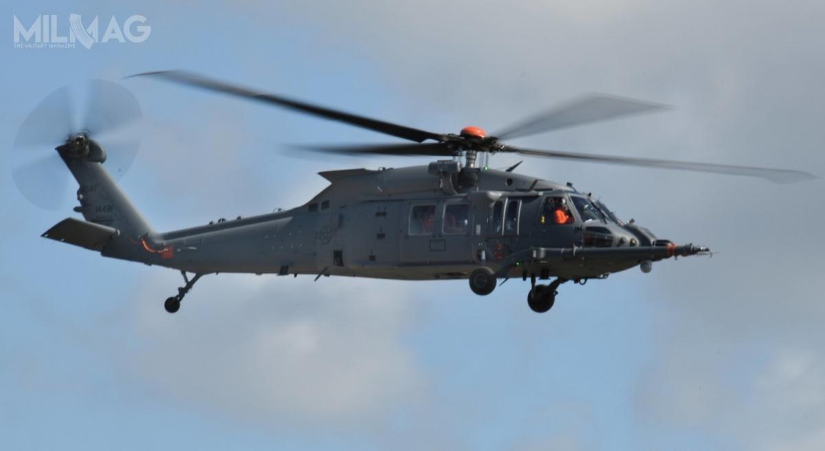 Lockheed Martin poinformował ooblocie pierwszego prototypu HH-60W. Drugi rozpocznie loty podkoniec maja 2019, trzeci iczwarty wlecie. Próby są prowadzone wzakładach Sikorsky Aircraft Corp. wWest Palm Beach naFlorydzie. Montaż płatowców odbywa się wStratford wConnecticut / Zdjęcie: Lockheed Martin